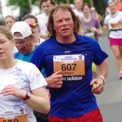 24. Nordea Riia maraton - Aigars Žodziņš (607)