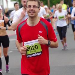 24. Nordea Riia maraton - Aleksis Orlovs (2020)