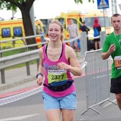 24. Nordea Riia maraton - Agnese Uzrauga (2377)