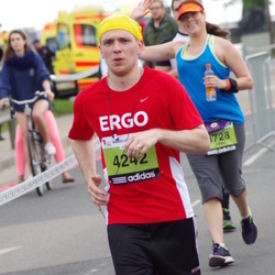 24. Nordea Riia maraton - Aigars Kadiķis (4242)