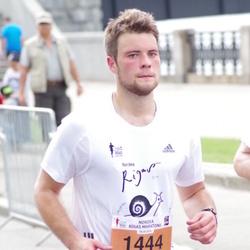 24. Nordea Riia maraton - Alexander Pycha (1444)