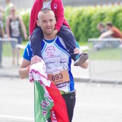24. Nordea Riia maraton - Gabriele Dalfovo (893)