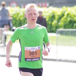 24. Nordea Riia maraton - Jouni Auramo (301)