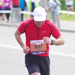 24. Nordea Riia maraton - Andris Pētersons (997)