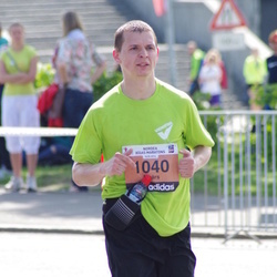 24. Nordea Riia maraton - Ainārs Bērziņš (1040)