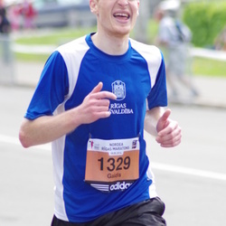 24. Nordea Riia maraton - Gaidis Balodis (1329)