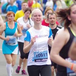 24. Nordea Riia maraton - Anna Ždanoviča (10911)