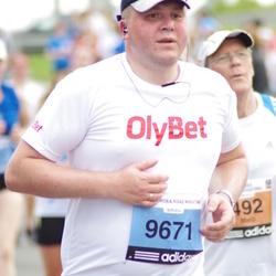 24. Nordea Riia maraton - Andris Noreiķis (9671)