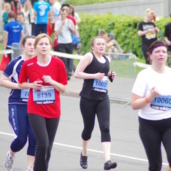24. Nordea Riia maraton - Agnese Grabovska (8139), Ilze Kalnina (10037)