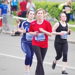 24. Nordea Riia maraton - Anna Antane (7807), Agnese Grabovska (8139)