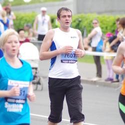 24. Nordea Riia maraton - Aigars Biezbārdis (7607)