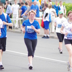 24. Nordea Riia maraton - Aiga Rozentāle (8763)