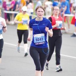 24. Nordea Riia maraton - Agnija Rogule (9243)