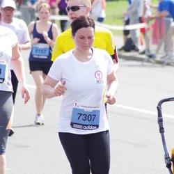 24. Nordea Riia maraton - Aija Baldiņa (7307)