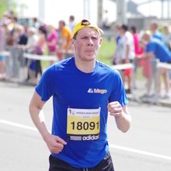 The 24th Nordea Riga marathon - Pāvels Alaļins (18091)