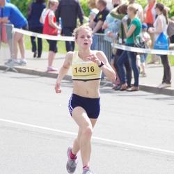 The 24th Nordea Riga marathon - Eiduka Patrīcija (14316)