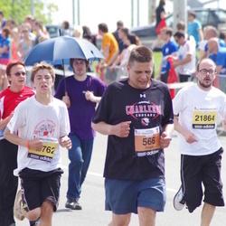24. Nordea Riia maraton - Jurgis Guscius (566), Aigars Jurševskis (21864)