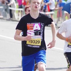 The 24th Nordea Riga marathon - Jānis Skramans (19329)