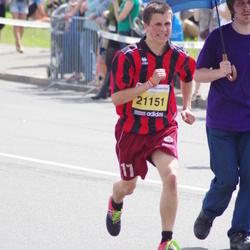 The 24th Nordea Riga marathon - Mareks Migliņš (21151)