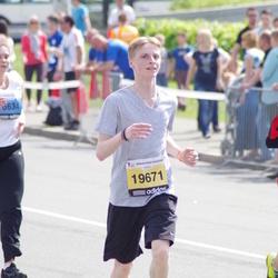 The 24th Nordea Riga marathon - Lauris Paegle (19671)