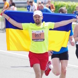 24. Nordea Riia maraton - Aelxandr Riabtsev (957)