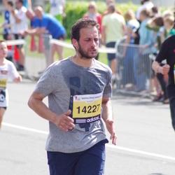 The 24th Nordea Riga marathon - Ojārs Vankins (14227)
