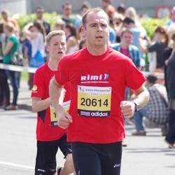 The 24th Nordea Riga marathon - Mārtiņš Pūpols (20614)