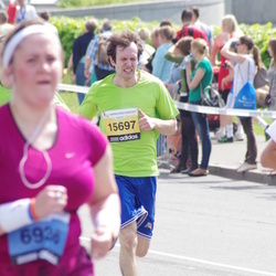 The 24th Nordea Riga marathon - Jānis Miljons (15697)