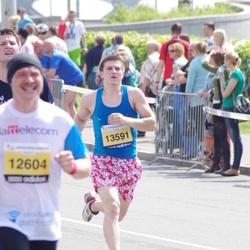 The 24th Nordea Riga marathon - Artūrs Zagorskis (13591)