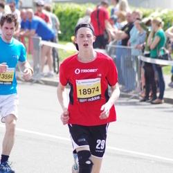 The 24th Nordea Riga marathon - Deivids Barkovskis (18974)