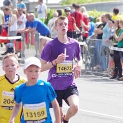 The 24th Nordea Riga marathon - Verners Ilgvars Priede (14673)