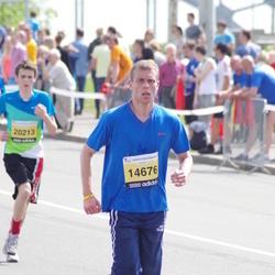 The 24th Nordea Riga marathon - Roberts Brālis (14676)