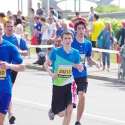 The 24th Nordea Riga marathon - Egīls Nils Mainieks (20213)