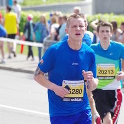 The 24th Nordea Riga marathon - Valerijs Gubins (16280)