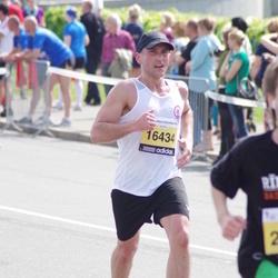 The 24th Nordea Riga marathon - Edgars Čepurnojs (16434)