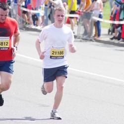 The 24th Nordea Riga marathon - Artūrs Samulis (21186)