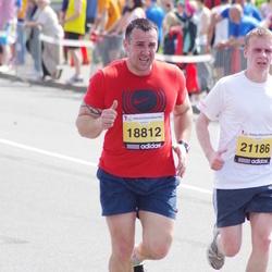 The 24th Nordea Riga marathon - Sandis Kūms (18812)