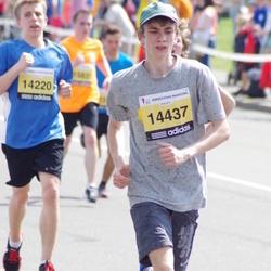 The 24th Nordea Riga marathon - Reinis Frēlihs (14437)