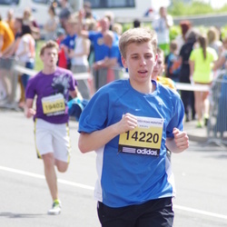 The 24th Nordea Riga marathon - Jurģis Buliņš (14220)