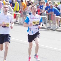 The 24th Nordea Riga marathon - Lauris Rakauskis (12388)