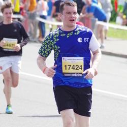 The 24th Nordea Riga marathon - Ritvars Klapars (17424)