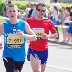 The 24th Nordea Riga marathon - Thomas Rouzanova (16348)
