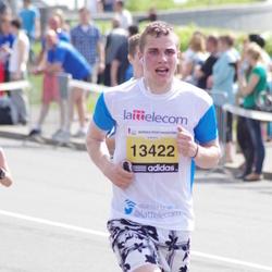 The 24th Nordea Riga marathon - Rihards Jakobs (13422)