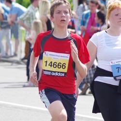 The 24th Nordea Riga marathon - Viesturs Mārtiņš Rubenis (14666)