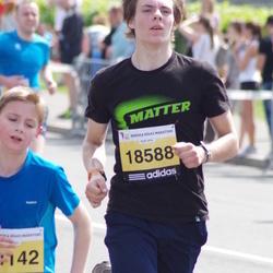 The 24th Nordea Riga marathon - Lauris Bitenieks (18588)