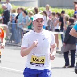 The 24th Nordea Riga marathon - Mihails Boženovs (13653)