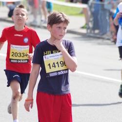 The 24th Nordea Riga marathon - Kristers Miķis (14196)
