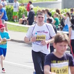 The 24th Nordea Riga marathon - Edgars Lebedevs (23560)