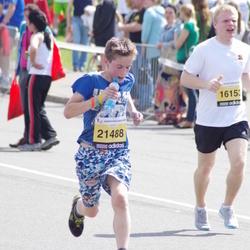 The 24th Nordea Riga marathon - Reinis Rudzītis (21488)