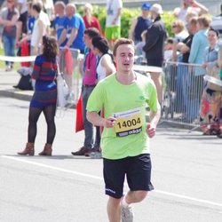The 24th Nordea Riga marathon - Dāvis Straupe (14004)